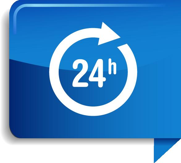 Serivicio 24 Hrs