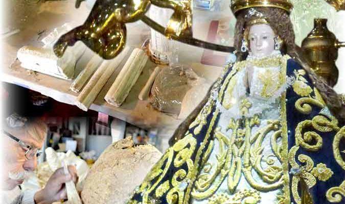 La Virgen nacida del maíz